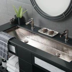 Metal Bathroom Sinks