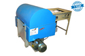 Multipro Roller Carding Pillow Filling Machine, Capacity: 90 Kg/hour