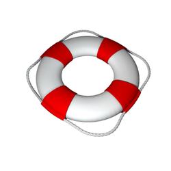 聚乙烯充气浮标