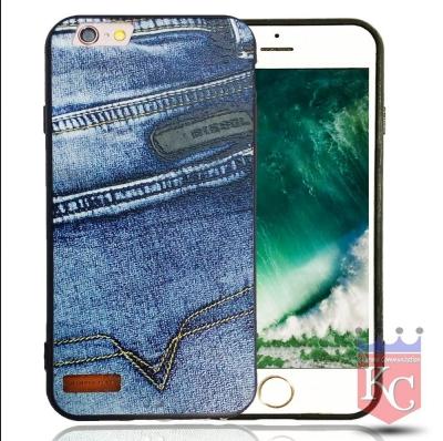best website 07e92 965ec 3d Printed Stylish Denim Jeans Boys Back Cover Iphone 6 Blue