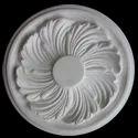 White Designer Ceiling Rose