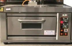 Gas Stone Pizza Oven