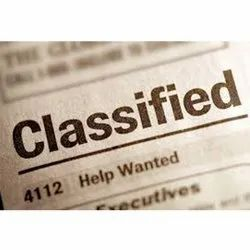 Classified Ads Services