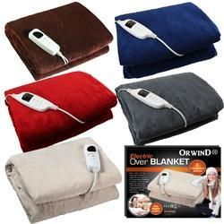 Electric Blanket Warmer