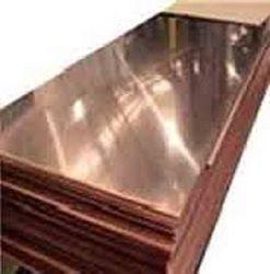 Copper Non Ferrous Plates