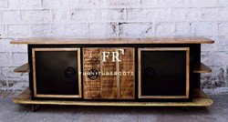 Hotel Bedroom Furniture - Vintage TV Cabinet - Resort Bedroom Furniture