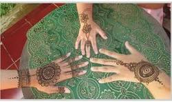 Henna Powder Tattoos