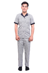 Ara India Multicolor House keeping Uniform, Size: Medium