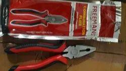 Combination Plier, Maximum Cutting Capacity: 3mm