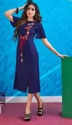 Pr Fashion Launched Beautiful Formal Wear Kurti