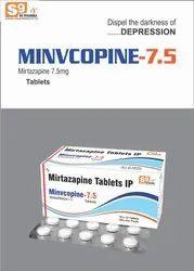 Mirtazapine 7.5mg (Tablet)