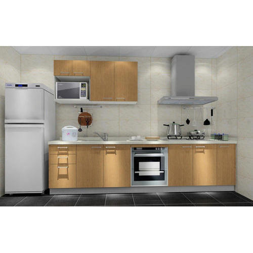 Modular Kitchen Accessories Price: Hafele Modular Kitchen, Lakdi Ka Modular Rasoi Ghar