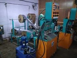 Automatic Triple Die Dona Making Machine