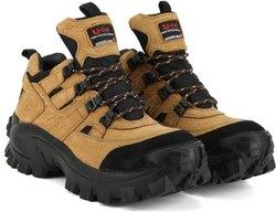 Brown Men Woodland Shoes