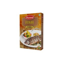 50g Diamond Fish Masala, Packaging Type: Box, Packaging Size: 50 g