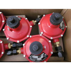 Gas Pressure Control Valve