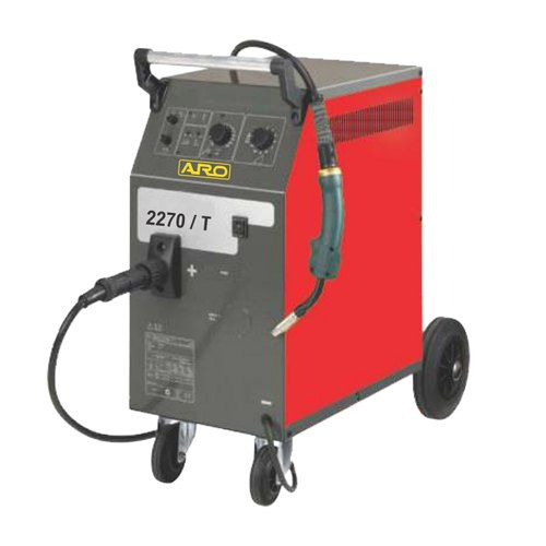ARO MIG Welder 2270/T, Voltage: 220-440 V