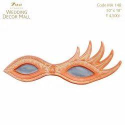 MA14B Fiberglass Mask