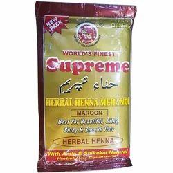 Herbal Maroon Henna Mehandi