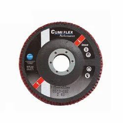 CUMI Flex Aluminium Oxide Flap Disc