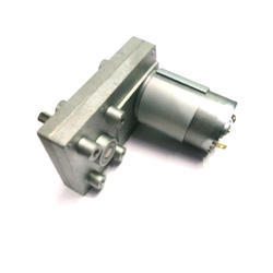 DC Square Gear Motor