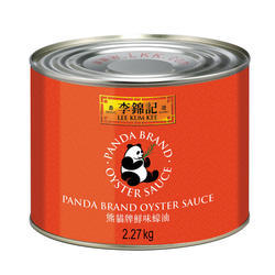 Lkk Oyster Panda Sauce Tin 2.27kg
