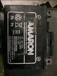 Amaron Rechargeable Battery 12v