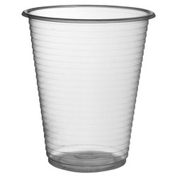 250 ML Plastic Disposable Glass