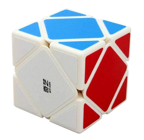 cheap for sale uk store popular brand Qiyi Skewb White Background Smooth Cube Educational 3d Puzzle Toy  Recommended Age 3 99 Years