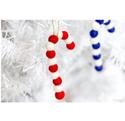Christmas Felt Ball Ornaments
