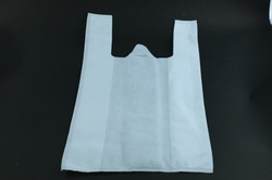 Non Woven Carry Bag W Cut 50 GSM