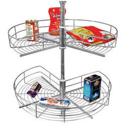 Carousal Kitchen Basket