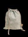 Jute Multicolor Potli Bags, Shape: Round