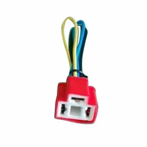 h4 ceramic bulb holder