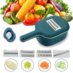 Vegetable Cutter Multiple Pose