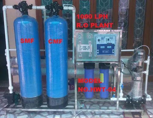 1000 LPH RO Plant Hwt-4