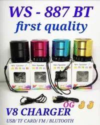 Ws 887 Bluetooth Speaker