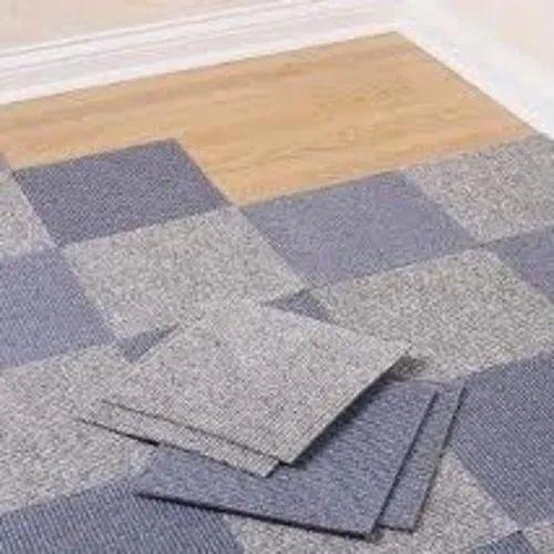 Carpet Tiles क रप ट इल In Parijat