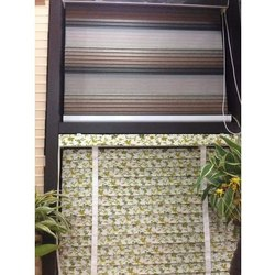 Motorized Venetian Window Blinds