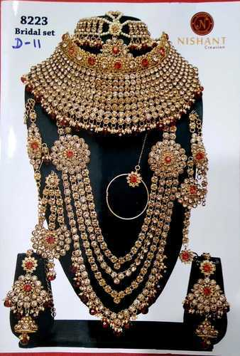Brass And Copper Party Wear And Wedding Wear Bollywood Designer