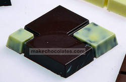 Polycarbonate Chocolate Mould MA 1805