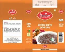 Omjee Meethi Saunth Instant Chatni