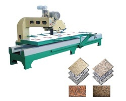 Marble Slab to Tile Cutting Machine