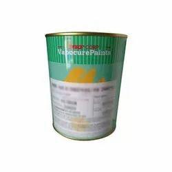 Latex Based MRF Vapocure Heat Resistant Aluminium Paint, Brush, Metal