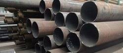 Black Round Carbon Steel Pipe