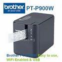 PT-900W Brother Label Printer