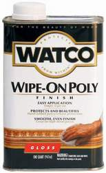Rust-Oleum Watco Wipe-On Poly