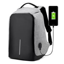 Anti Theft Laptop Backpack Bag with USB Charging Point
