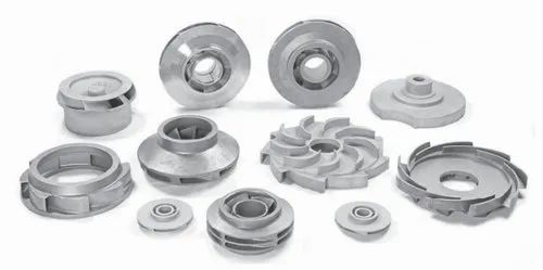 Pump Investment Castings