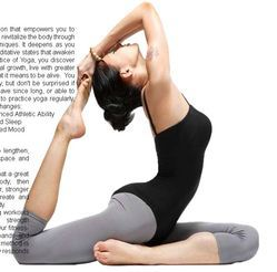 Hot Yoga Meditation